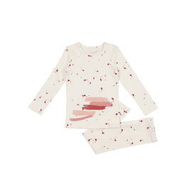 Zeebra Zeebra Girls Splatter Pajamas