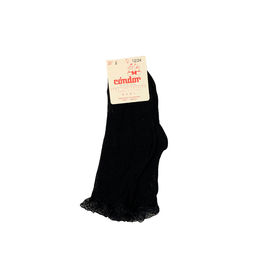Condor Condor Floral Designed Lace Socks - 4502/4