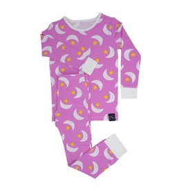 Sweet Bamboo Bamboo Sleepy Moons Girls Pajama