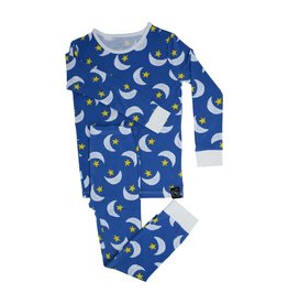Sweet Bamboo Bamboo Sleepy Moons Boys Pajama
