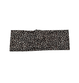 Becca and Bella Becca and Bella Animal Print French Twist