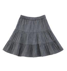 Petit Clair Petit Clair Girls Denim Skirt (SKR54)