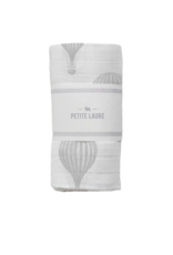 Petite Laure Petite Laure Muslin Swaddle Hot Air Balloons