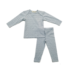 Fragile! Fragile Boys Numbers Two Piece Set