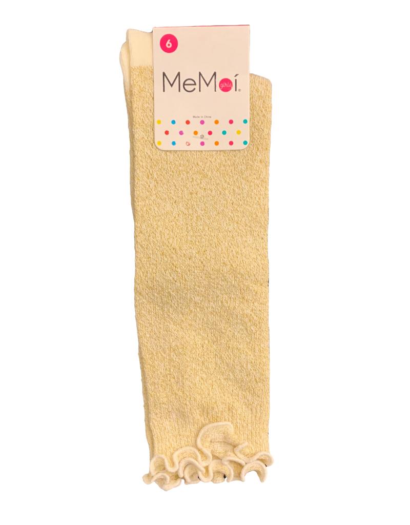 Memoi Memoi Open Work Knee High MKF-7053