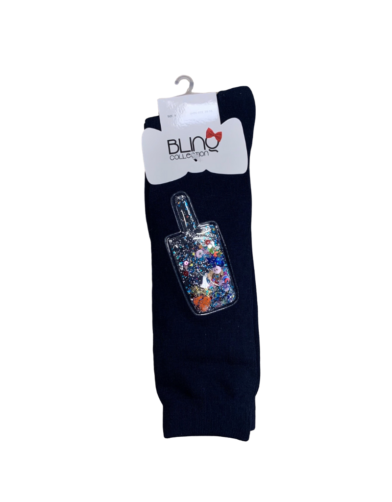 Blinq Blinq Glitter Popsicle Knee High