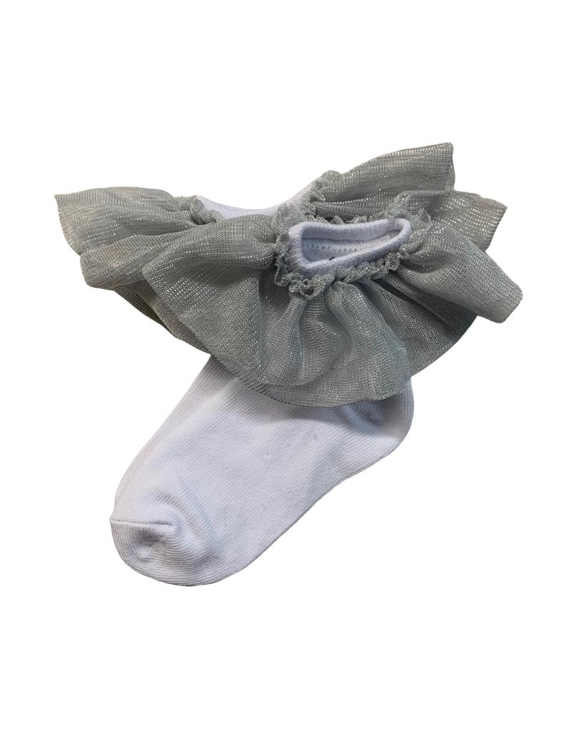 Blinq Blinq Soft Shimmer Skirt Anklet