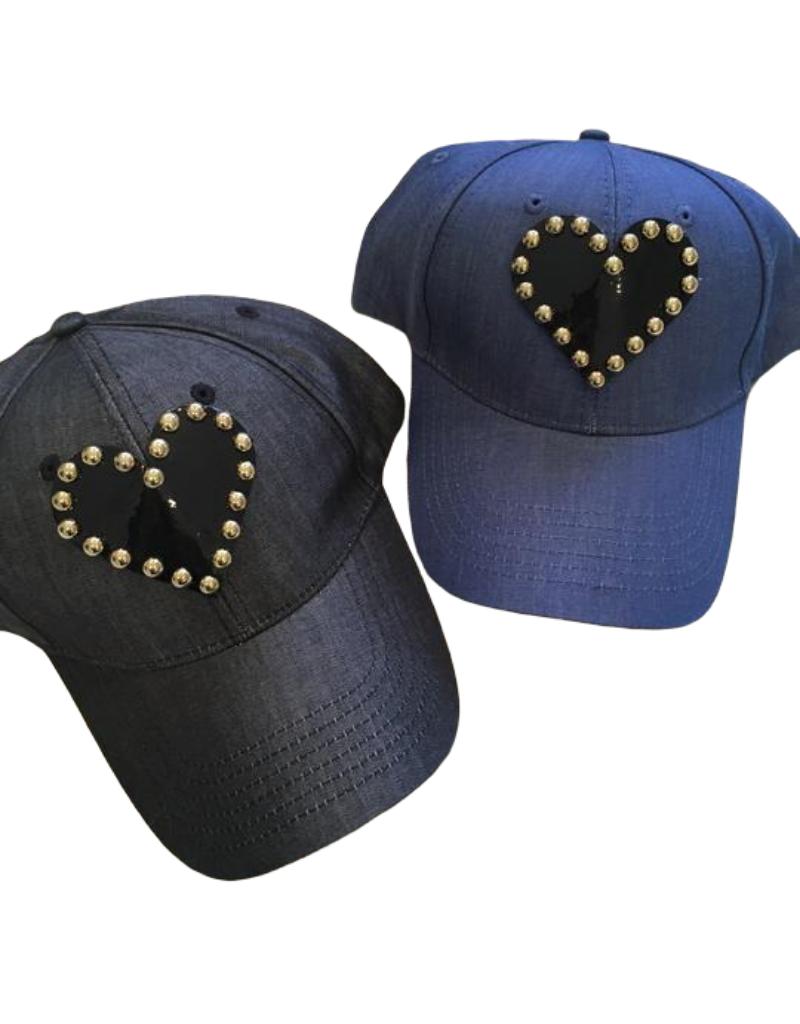 Tal Tal Capsule Heart Cap