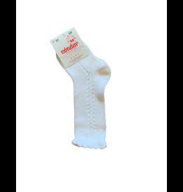 Condor Condor Crochet Knee Sock 2569/2
