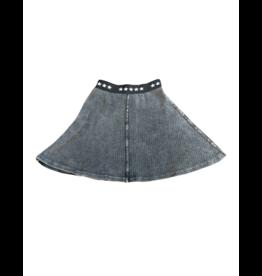 Kiki-O 5 Stars Elastic Waist Short Skirt
