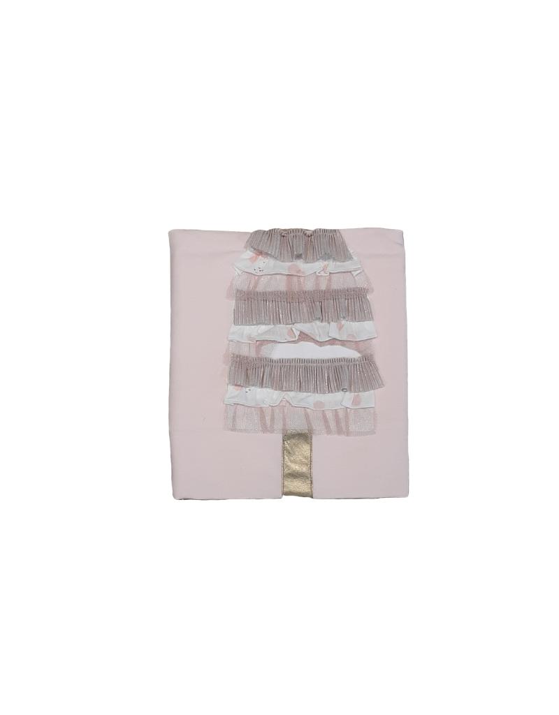 Eccomi Eccomi Pink Ice Cream Blanket