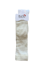 Blinq Blinq Metallic Mesh Knee High