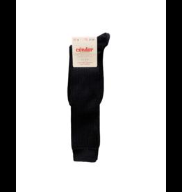 Condor Condor 100% Wool Ribbed Knee Sock 1204/2
