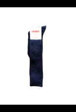 Condor Condor Lurex Ribbed Knee Sock - 3220/2