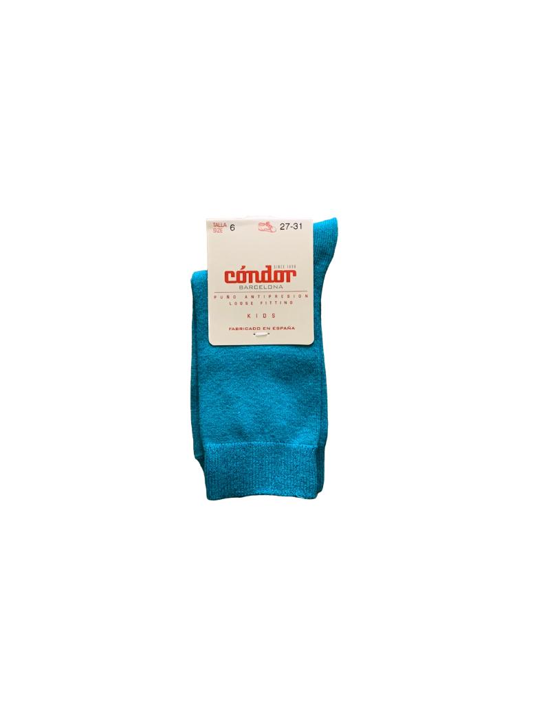 """Condor Condor """"Cool Tones"""" Solid  Crew Sock 2019/4"""