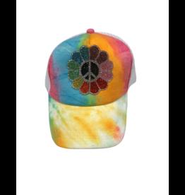 Bari Lynn Bari Lynn Crystallized Emoji Trucker Hat