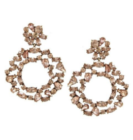 Bitz Vintage Statement Earring