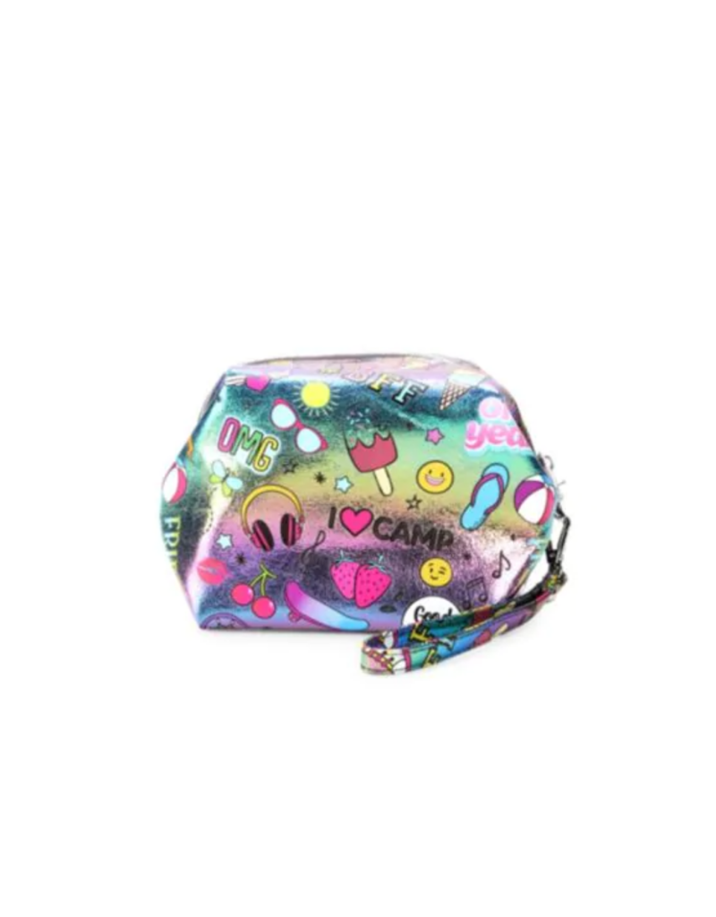 Bari Lynn Bari Lynn Camp Cosmetic bag