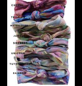 Best Beanies Best Beanies Pleated Tie Dye Knot