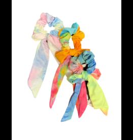 Bari Lynn Bari Lynn Scrunchies Tie Dye