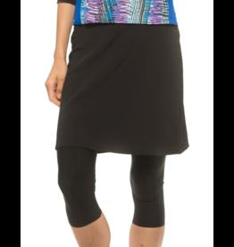 Undercover Waterwear Basic Lifeguard Adult Skirt w/ Leggings Swimwear