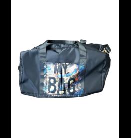 Mad Hatter Mad Hatter My Bag  Duffle Black/Blue