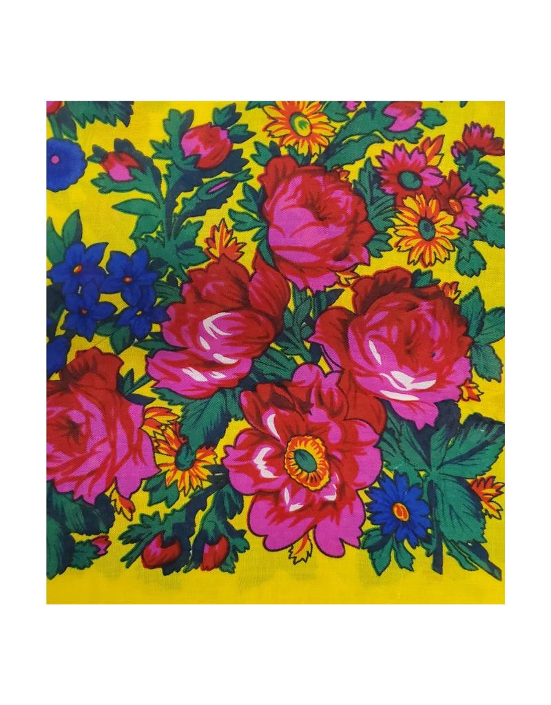 Tichel Shop Vintage Floral Tichel
