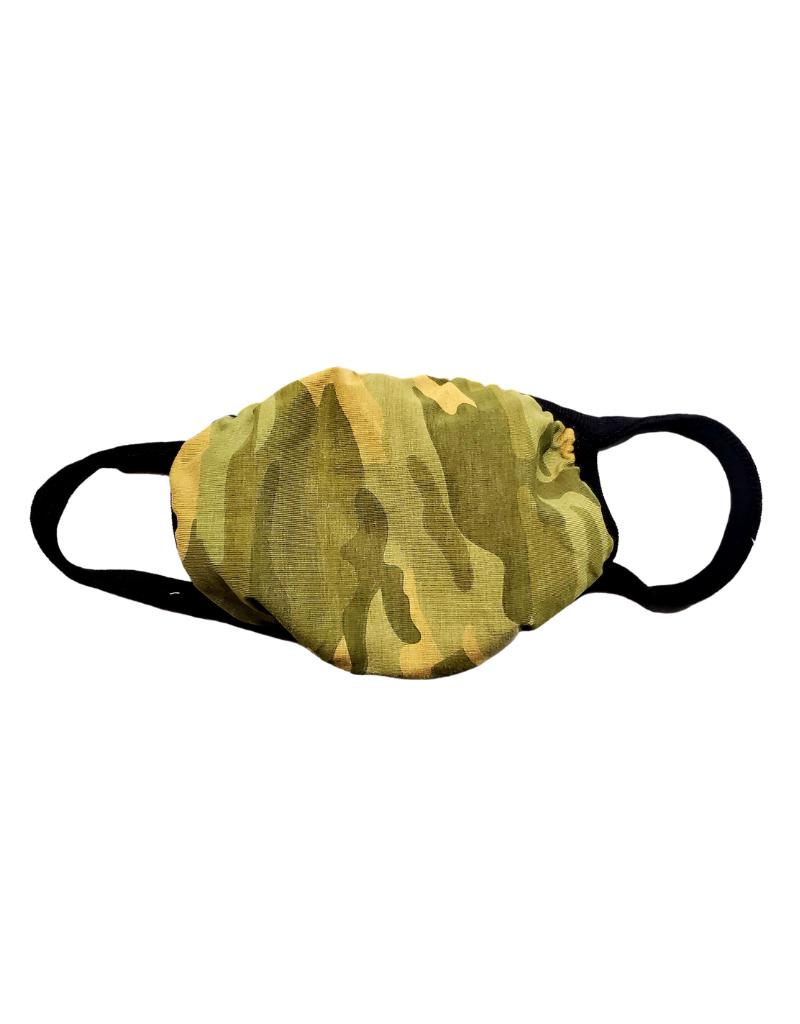 Bari Lynn Bari Lynn Camo Tie Dye Face Mask