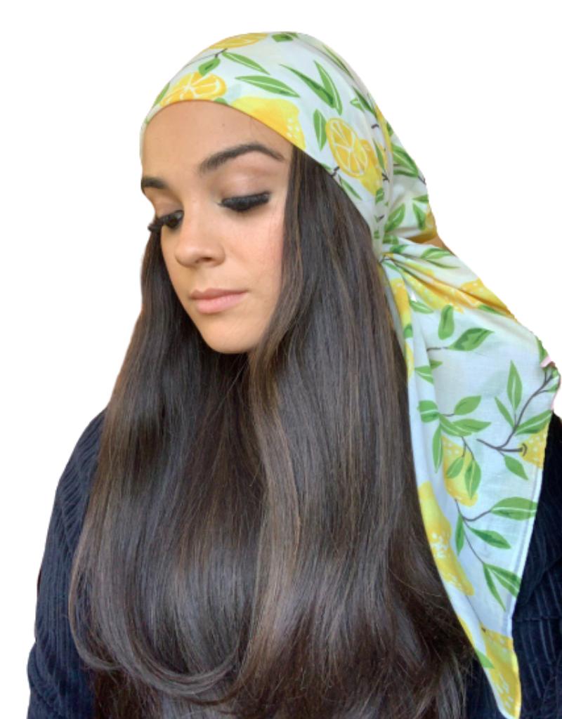 Tieurknot T.U.K Print Headscarf