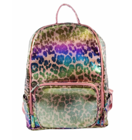 Bari Lynn Bari Lynn Assortment of Leopards Print Backpacks