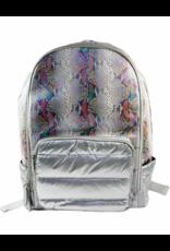 Bari Lynn Bari Lynn Assortment Faux Snakeskin Backpacks
