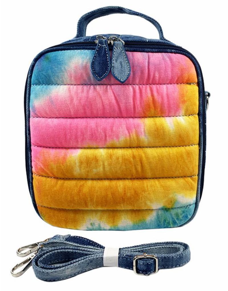 Bari Lynn Bari Lynn Assorment Of Denim Lunch Boxes