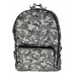 Bari Lynn Bari Lynn Camoflogue Backpacks