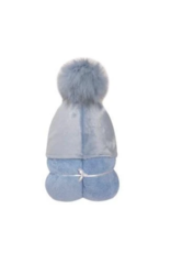 Winx and Blinx Winx and Blinx Pompom Hooded Towel
