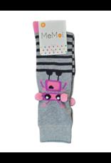 Memoi Memoi Robot Man Knee High-MKF-7032