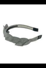 Bandeau Bandeau Wool Leaf Headband