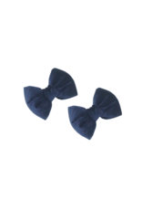 Bandeau Bandeau Velvet Padded Mini Bow Clips