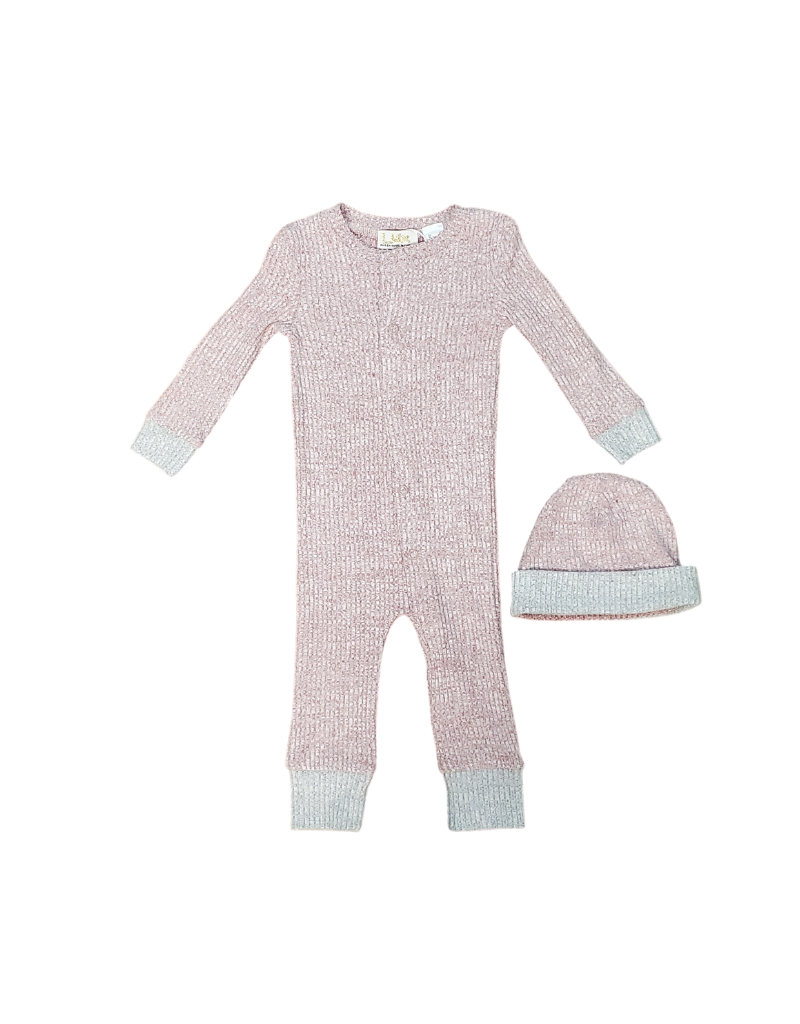 Lux Lux Baby Onesie With Hat