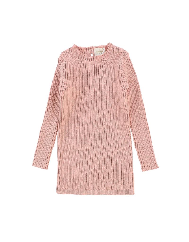 lil legs Analogie Long Sleeve Knit Sweater