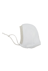 Mon Tresor Mon Tresor Sparkle Knit Hat