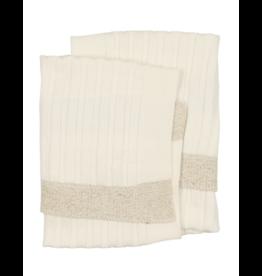 Mon Tresor Mon Tresor Sparkle Knit Blanket