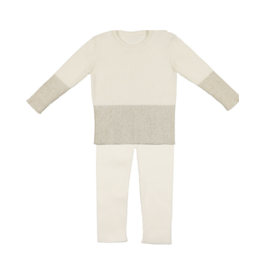 Mon Tresor Mon Tresor Sparkle Knit Set