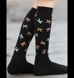 Zubii Zubii Scattered Glittered Bows Knee