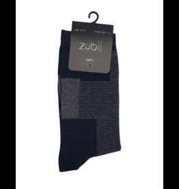 Zubii Zubii Mixed Pattern Mens Ankle
