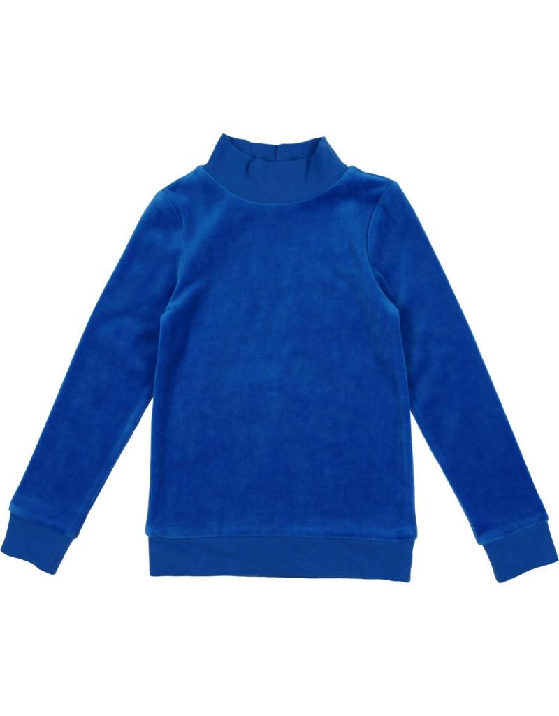 Coco Blanc Coco Blanc Velour Sweatshirt