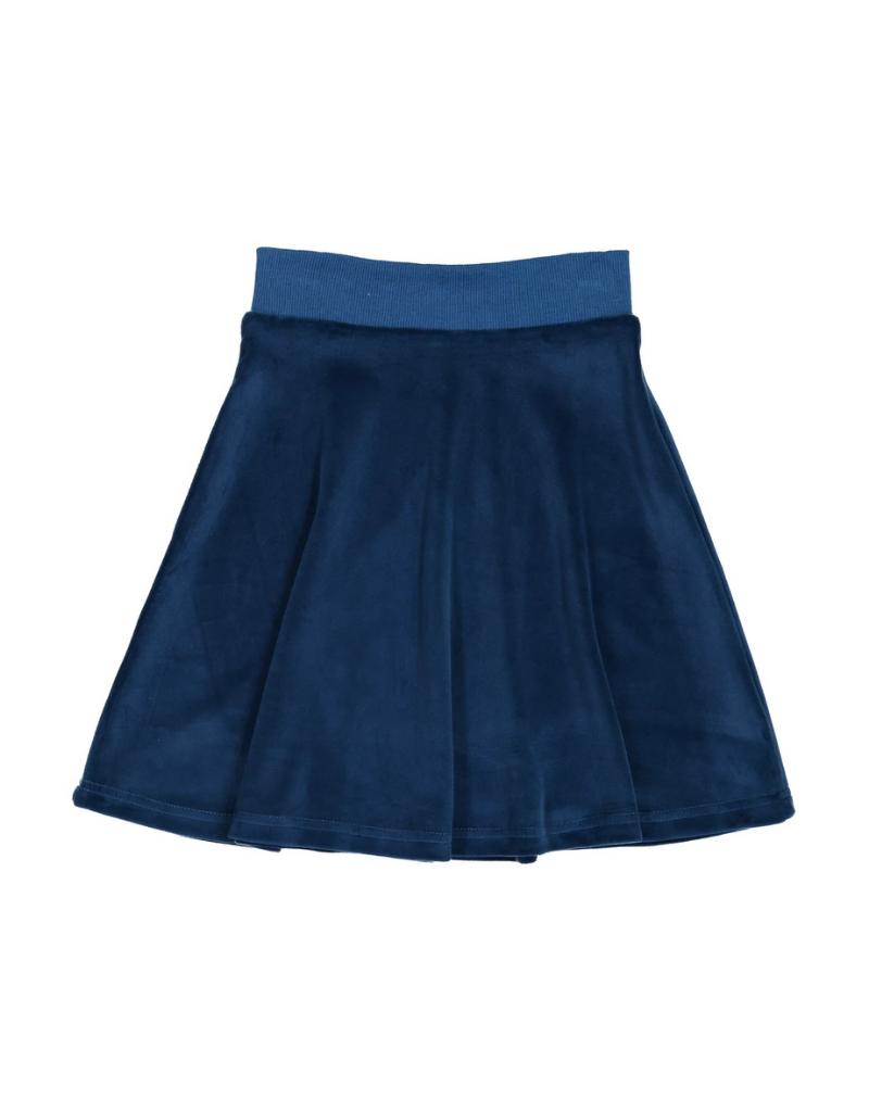 Three Bows Three Bows Velour Camp Skirts