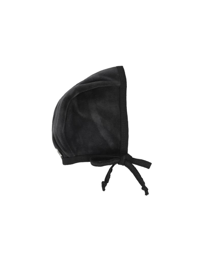 lil legs Analogie  Velour  Wide Rib Bonnet