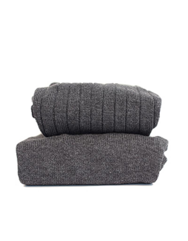 "Condor Condor ""Basic"" Cotton Solid Knee Socks - 2019/2"