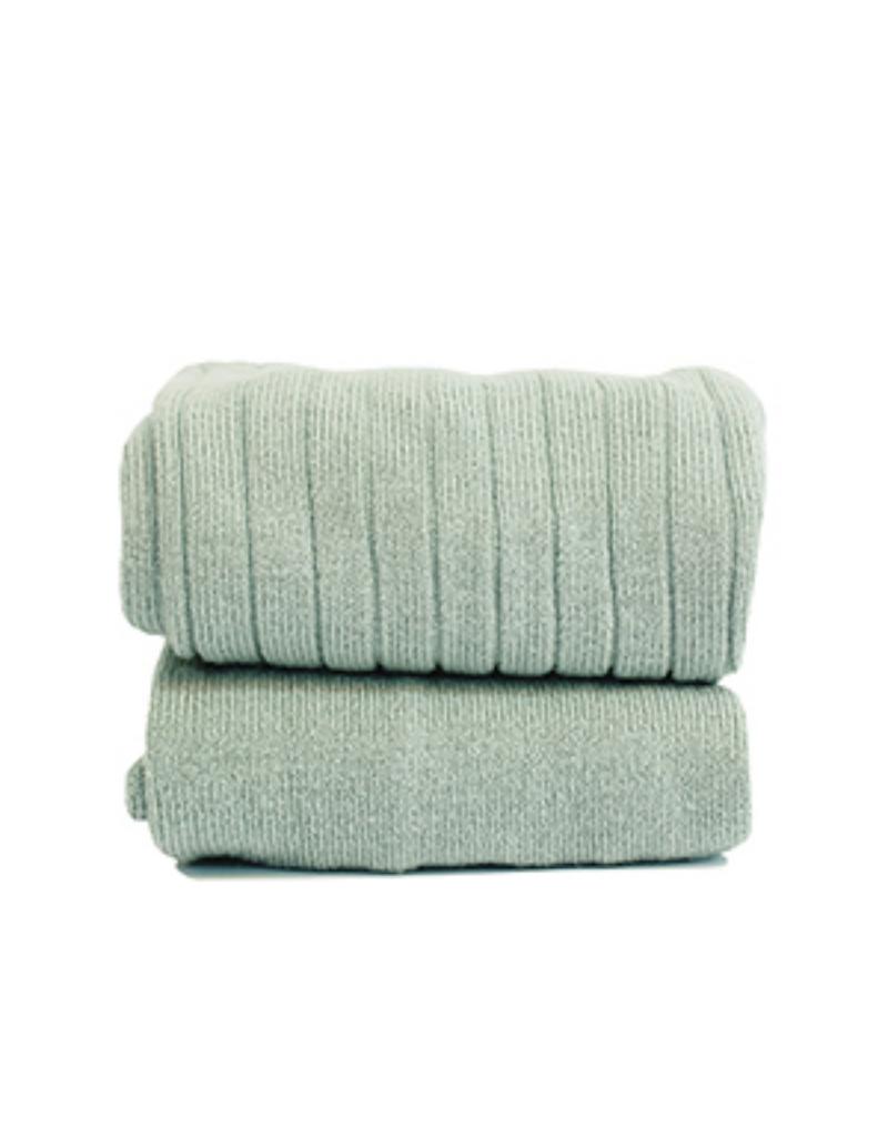 "Condor Condor ""Cool Tones"" Cotton Solid Knee Socks - 2019/2"