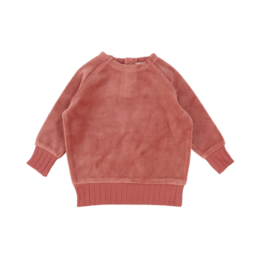 lil legs Analogie  Velour Sweater